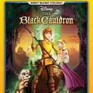 The Black Cauldron - 1985 - Blu Ray RARE