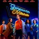 Gunpowder Milkshake - 2021 - Blu Ray