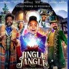 Jingle Jangle : A Christmas Journey - 2020 - Blu Ray