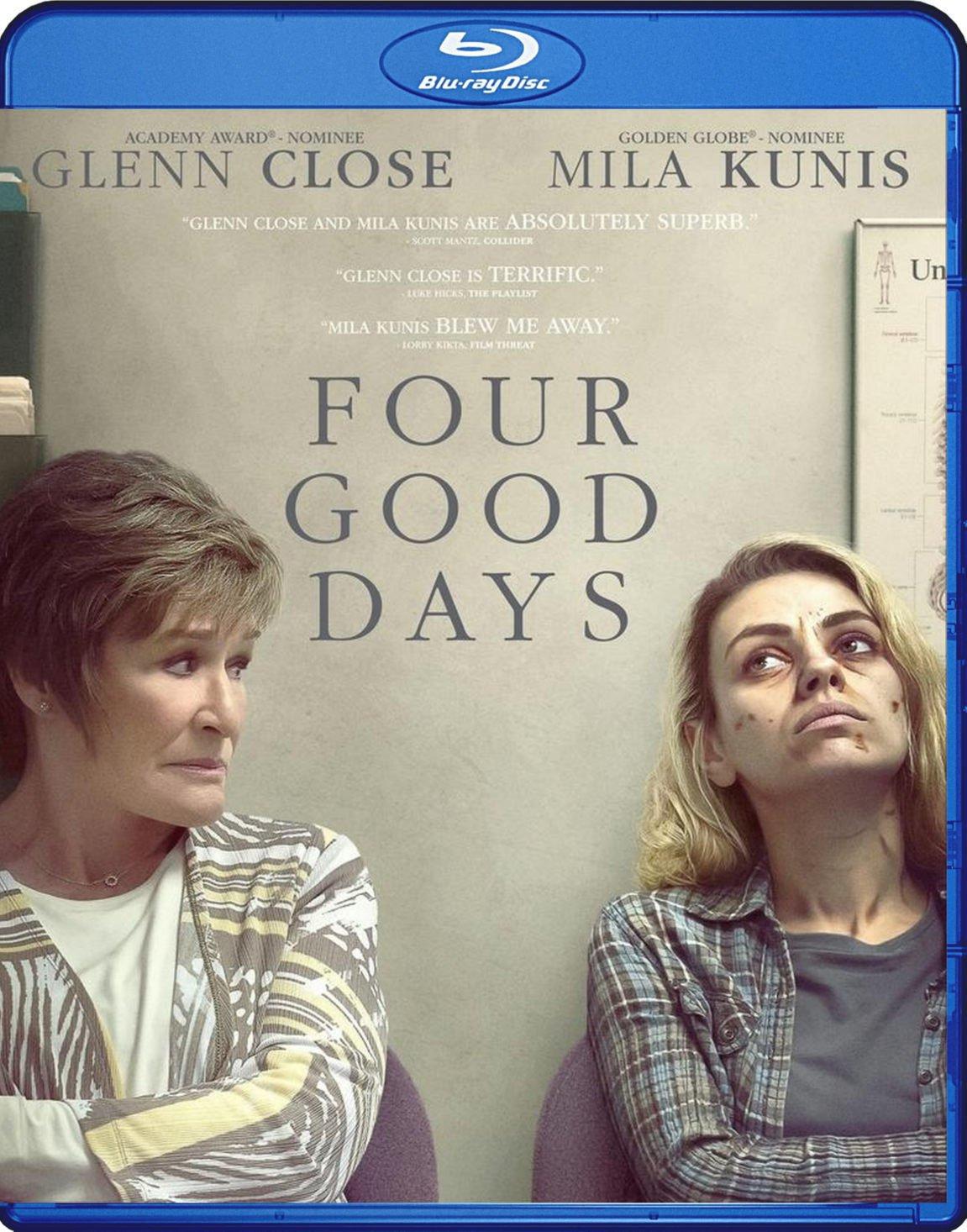 Four Good Days - 2020 - Blu Ray