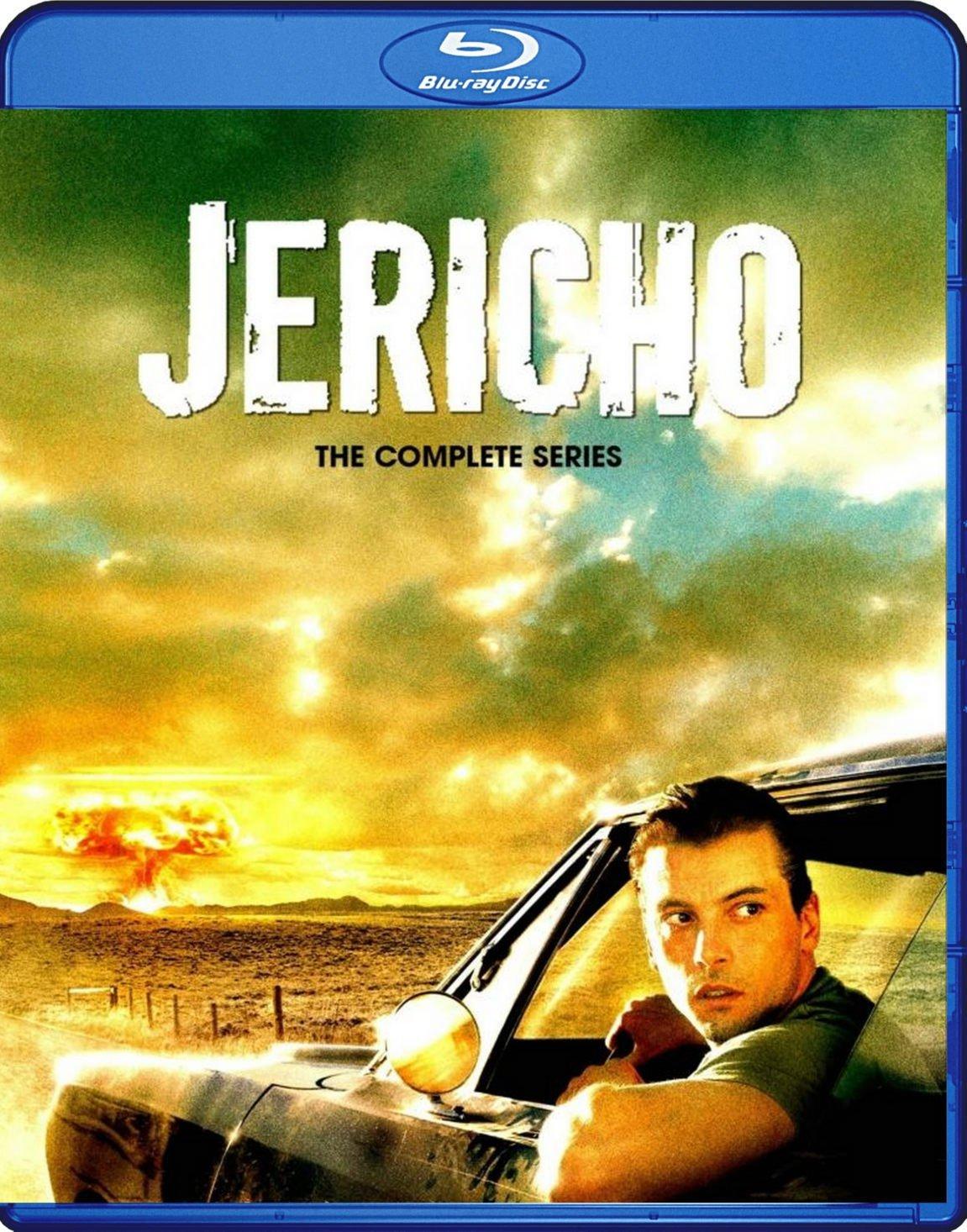 Jericho - Complete Series - Blu Ray