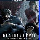 Resident Evil Infinite Darkness - Season 1 - Blu Ray