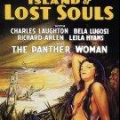 Island Of Lost Souls - 1932 - Blu Ray