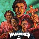 Vampires Vs The Bronx - 2020 - Blu Ray