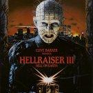 Hellraiser III - 1992 - Blu Ray Rare!
