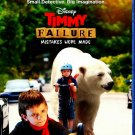 Timmy Failure Mistakes We're Made - 2020 Disney - Blu Ray