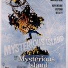 Mysterious Island - 1961 - Blu Ray