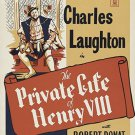 The Private Life Of Henry VIII - 1933 - Blu Ray