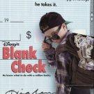 Blank Check - 1994 - Blu Ray