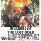 Greed a.k.a. Invaders Of The Lost Gold - 1982 - Blu Ray