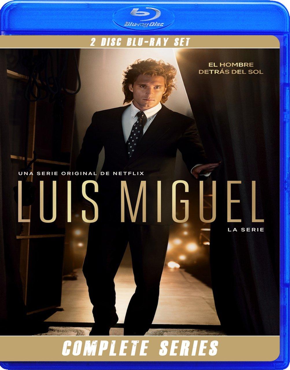 Luis Miguel - Complete Series - Blu Ray