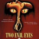 Two Evil Eyes - 1990 - Blu Ray