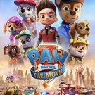 Paw Patrol The Movie - 2021 - Blu Ray