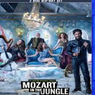 Mozart In The Jungle - Complete Series - Blu Ray