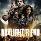 Daylights End - 2016 - Blu Ray