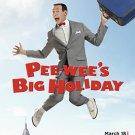 Pee Week's Big Holiday - 2016 - Blu Ray