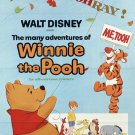 The Many Adventures Of Winnie The Pooh - 1977 - Blu Ray