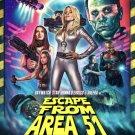 Escape From Area 51 - 2021 - Blu Ray
