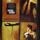 Desperate Measures - 1998 - Blu Ray