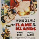 Flame Of The Islands - 1955 - Blu Ray