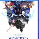 Star Wars Visions - 2021 - Blu Ray