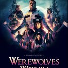 Werewolves Within - 2021 - Blu Ray