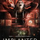 Implanted - 2021 - Blu Ray