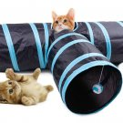 3CH Pet Cat Dog Floding Playing Tunnel Play Toy