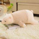 Cute Plush Polar Bear Cotton Plush Pillow
