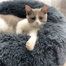 Soft Plush Cat Dog Bed Cushion - Comfortable Soft Relaxing Bed Cat Cushion - 50cm
