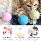 Smart Cat Toys Interactive Ball Catnip Cat Training Toy