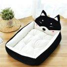 Cute Pet Cat Dog Sofa Bed Soft Winter Warm Bed