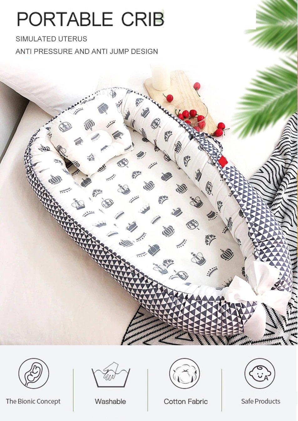 Baby Sleeping Bag Ultra-Soft Fluffy Fleece Blanket Nursery Wrap/Swaddle