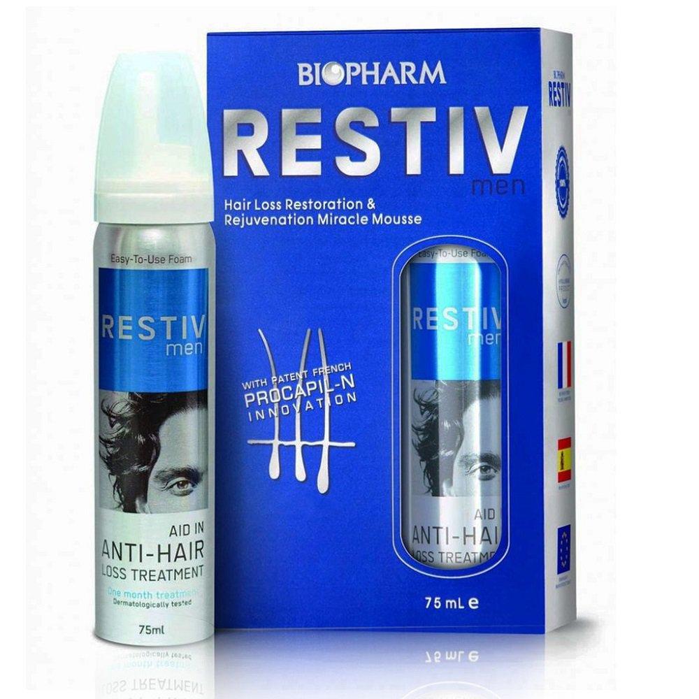 Biopharm Restiv Men Anti-Hair Treatment