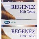 Mega We care Regenez Hair Tonic Spray.