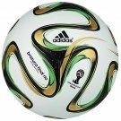 ADIDAS BRAZUCA FINAL RIO SOCCER MATCH BALL REPLICA SIZE 5 - FIFA World Cup 2014