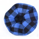 Scottish Tam O' Shanter Hat Clan Tartan/Tammy HAT Kilt Cap One Size Buffalo Plaid