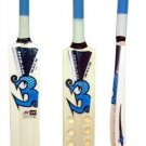 IHSAN Tape Ball Softball Tennis Cricket Bat Light Weight Wood