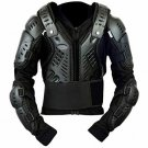 Motocross Protection Jacket Motorbike Body Armour Black Lining Jackets Size L