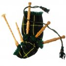 Kids Playable Bagpipe/Junior Playable Bagpipes/Child Toy Bagpipe Gordon