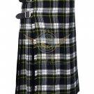 Scottish Dress Gordon 8 Yard Kilt TARTAN KILT For Men Highland Traditional Kilt