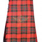 Handmade Scottish 8 Yard KILT For Men Highland Traditional Macgregor Kilt