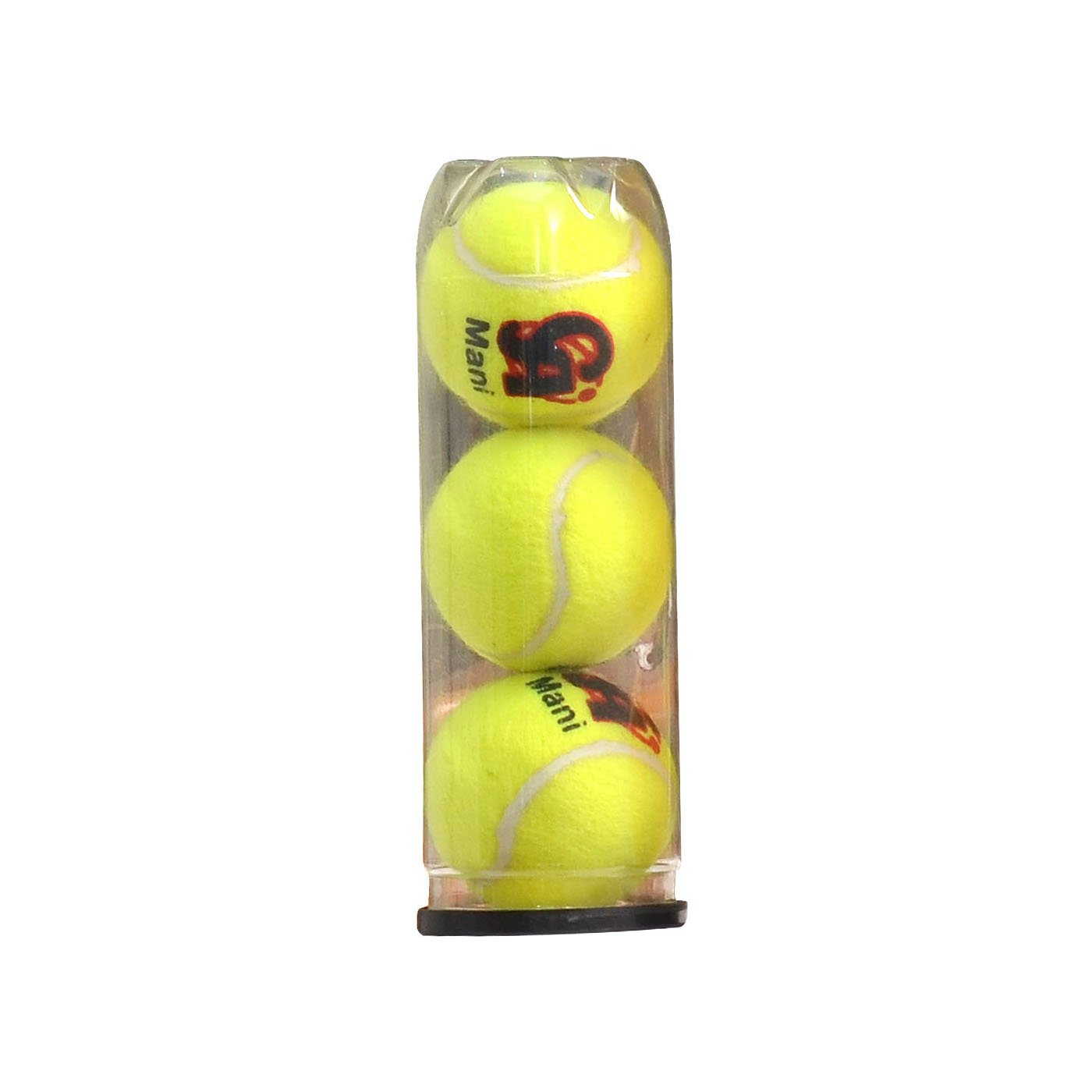 CA Mani Soft Ball tennis ball tape ball Cricket Ball Pack Of  12