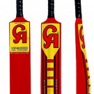 CRICKET soft ball BAT CA NJ-5000 Fiber Composite tennis ball bat with pack of 6 Balls