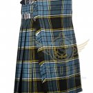 Scottish Anderson Tartan 8 Yard KILT For Men Highland Traditional 8 yard Anderson Kilt