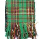 "Scottish Highland Tara Murphy Scarf CLAN Tartan SASH SCARF ""90"" X ""12"""