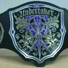WWE WWF UNDERTAKER PHENOM WRESTLING Championship belt Adult size Replica