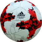 ADIDAS KRASAVA Confederation Cup RUSSIA 2017 Official Match Ball Soccer Ball Size 5