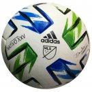 ADIDAS NATIVO XXV MLS CHAMPION LEAGUE SOCCER MATCH BALL SIZE 5