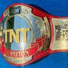 NEW Championship Belt Replica Wrestling Genuine Red Belt 4mm zinc